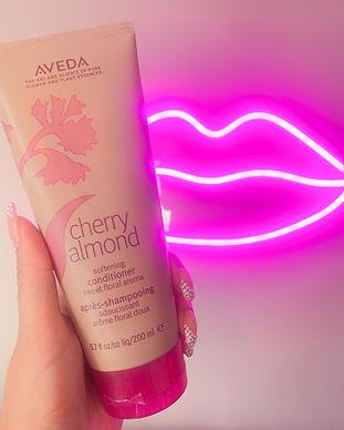 Aveda cherry almond conditioner.JPEG
