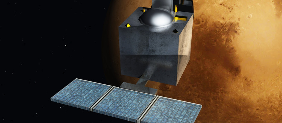 A Voyage To Mars, Mangalyaan