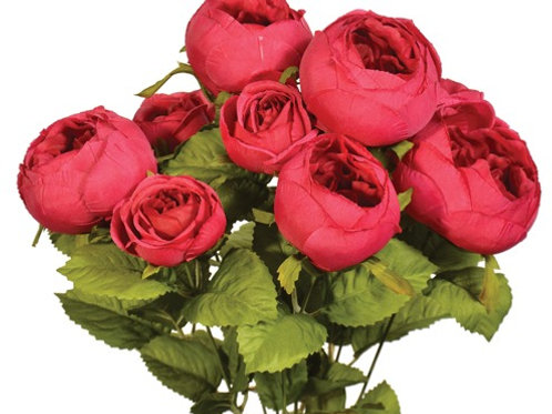 Premium Cabbage Roses!  Available in 23 Colors!