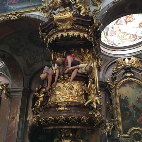 fremdArt_artfremd : eigenart_Arteigen _Festival Musica Sacra _Dom zu St. Pölten