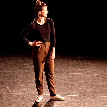 a listening body _Theaterforum Kreuzberg