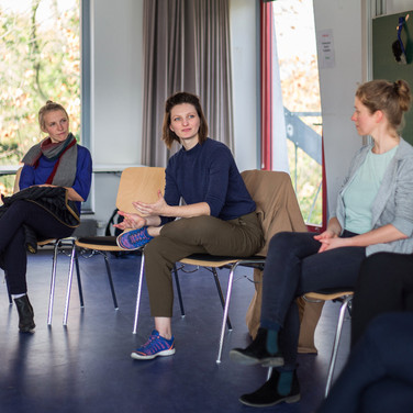 performative Konstellationsforschung (performance lecture) _Alanus Hochschule