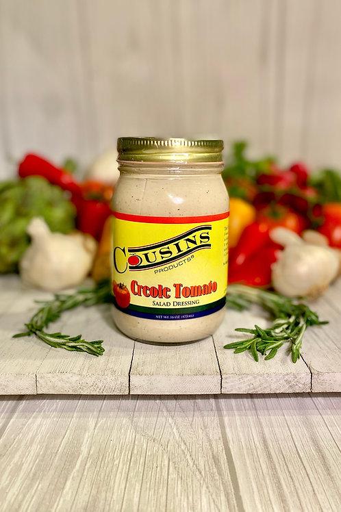 Creole Tomato Salad Dressing