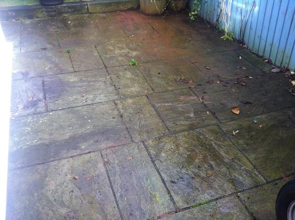 Patio cleaning birmingham