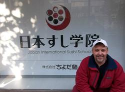 Tokyo's Sushi School