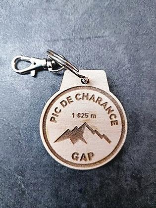 Porte-clés Pic de Charance