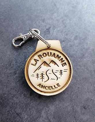 Porte-clés La Rouanne - Ancelle
