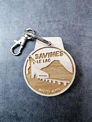 Porte-clés Savines le Lac