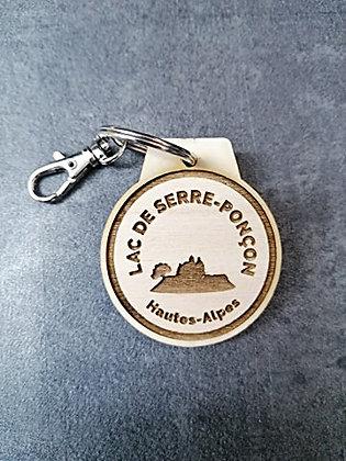 Porte-clés Lac de Serre-Ponçon