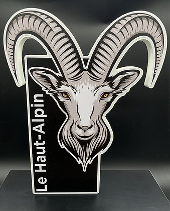 Figurine PVC Animaux de montagne - Mouflon