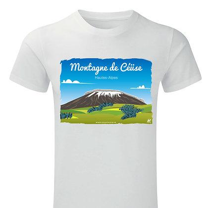 Tee-Shirt Céüse