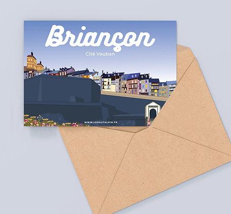 Carte Postale Briançon