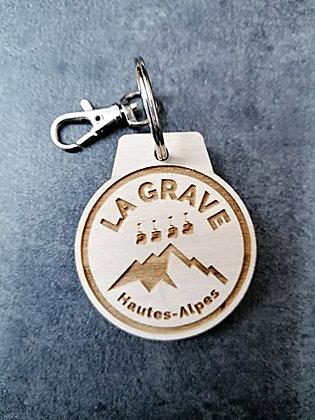 Porte-clés La Grave