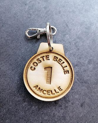 Porte-clés Coste Belle - Ancelle