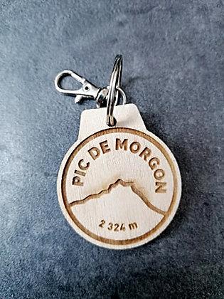 Porte-clés Pic de Morgon