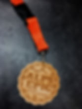 Médaille en bois ALPS EPIC coupe trophée