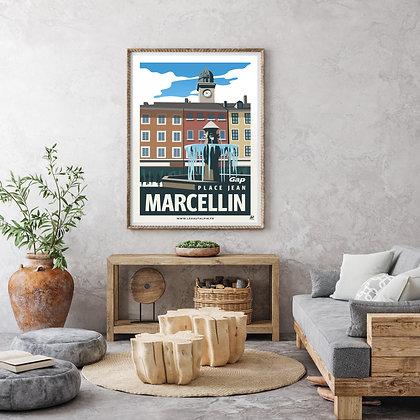 Tableau Gap - Place Marcellin