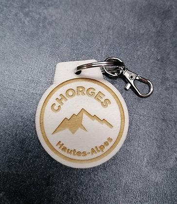 Porte-clés Chorges