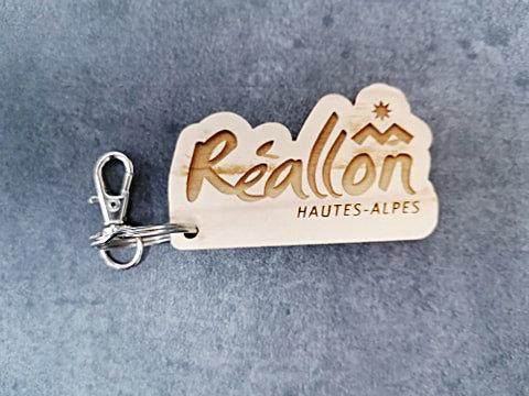 Porte-clés Réallon
