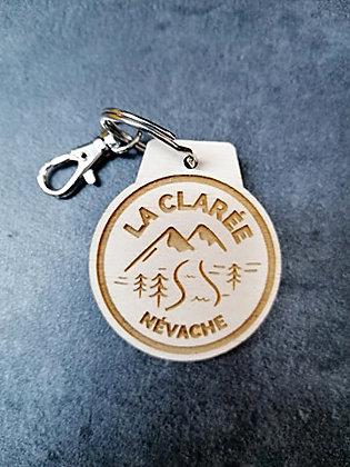 Porte-clés La Clarée