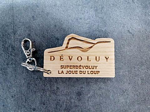 Porte-clés Dévoluy