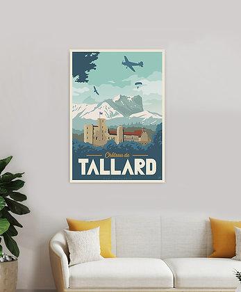 Tableau Château de Tallard