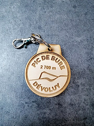 Porte-clés Pic de Bure - Dévoluy