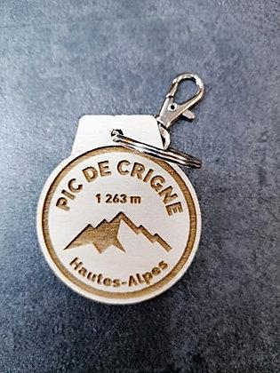 Porte-clés Pic de crigne