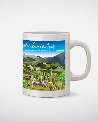 Mug Notre-Dame du Laus