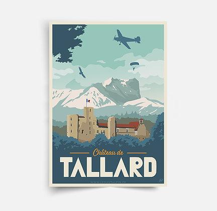 Affiche Château de Tallard