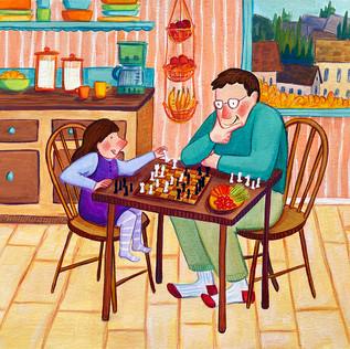 Pawn to King 4