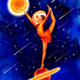 Galactic Rhythmic Gymnastics 3