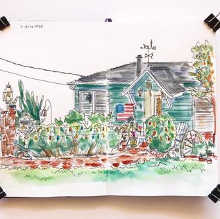 Neighbor's House