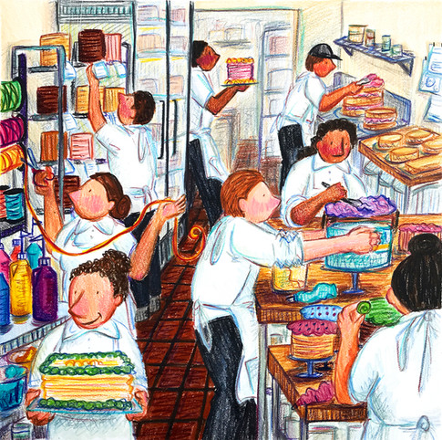 The Cake Decorators