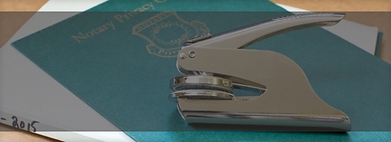 Notary, Onsite Notary, Mobile Notary