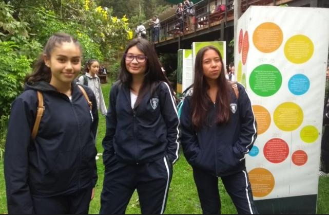 Visita al instituto Humboldt