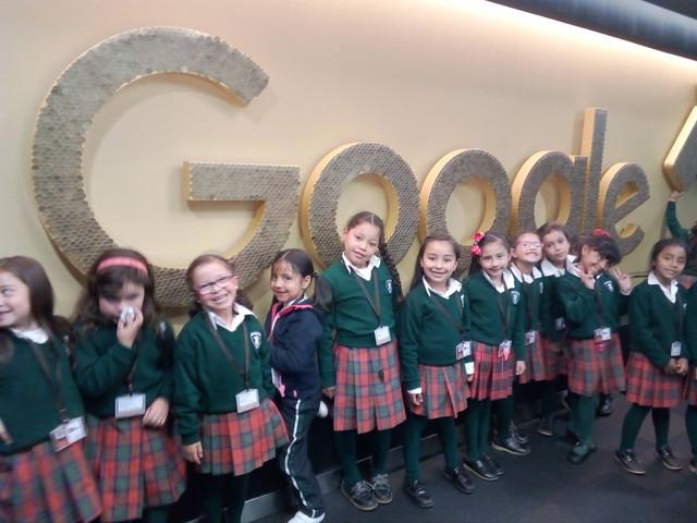 Visitando Google