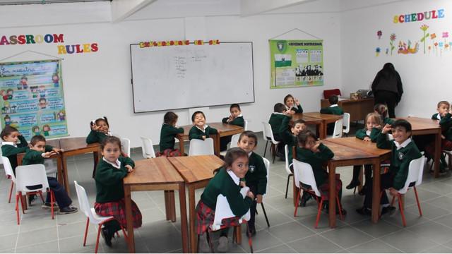 Donación Politécnico GranColombiano