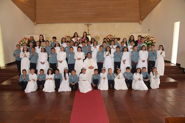 Inscripciones para sacramentos
