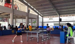 ¡Uno de los campeones departamentales de tenis de mesa es estudiante de la fundación!