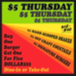 $5 Thursday instagram.png