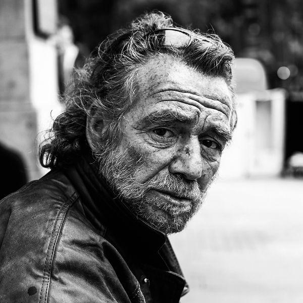 Daniel Swan Photography Homeless Portrai