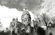 Beautiful Sacre Coeur Paris