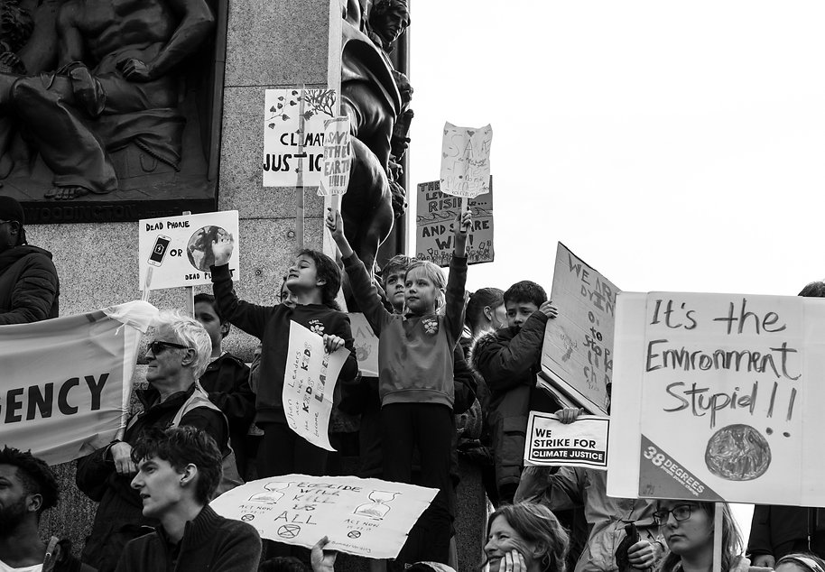 Victory For The Children BW _1.jpg