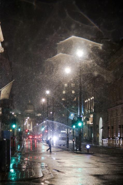 London Walk Trafalgar