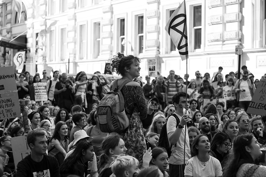 Flag Bearer Black and White.jpg
