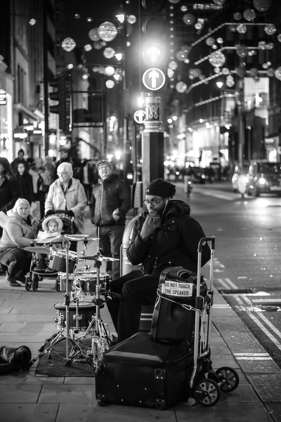London Street Love