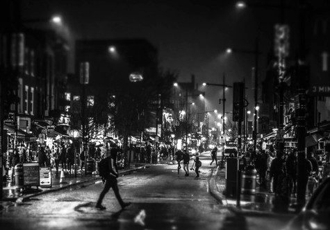 Camden Walk Light