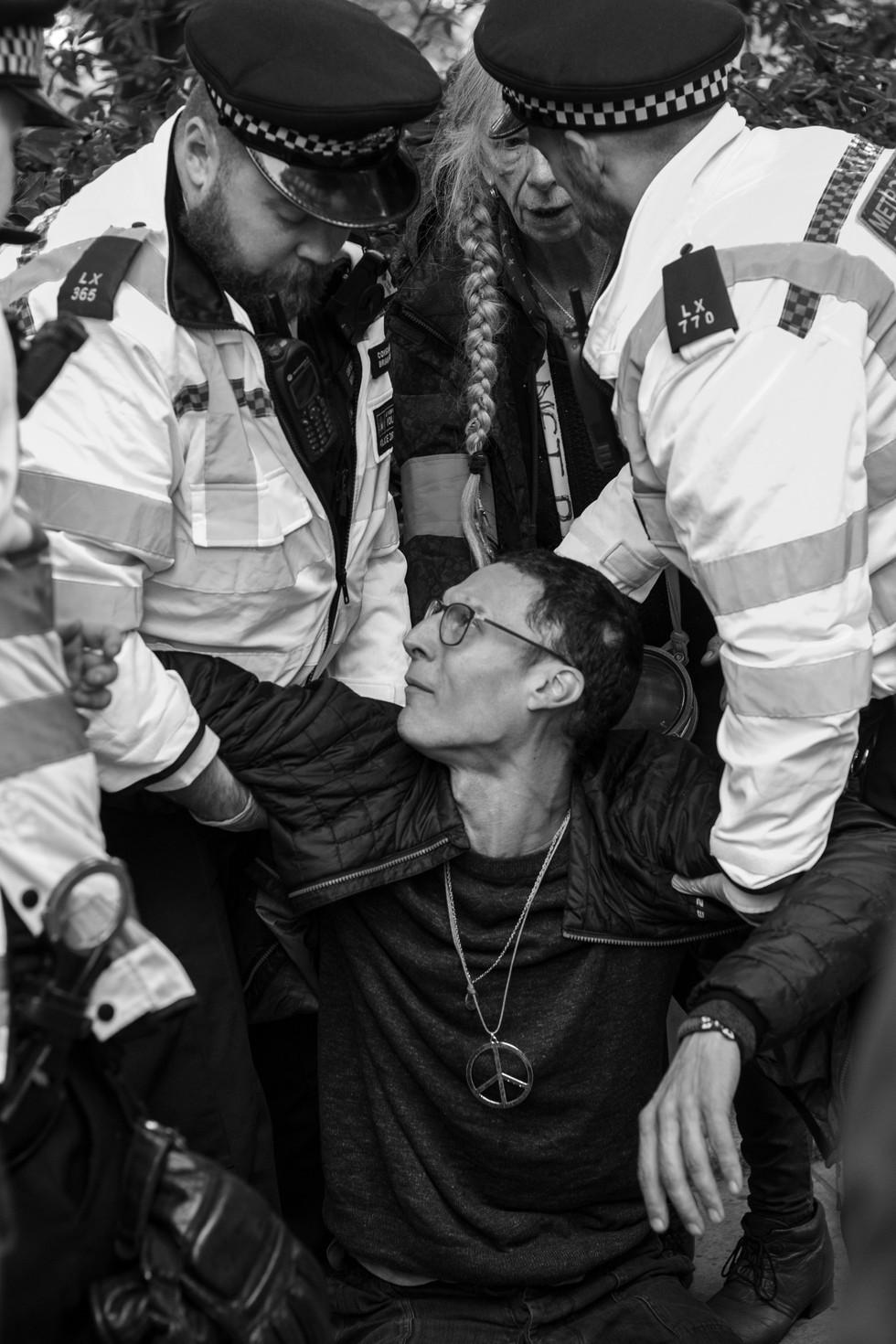 Arresting Peace