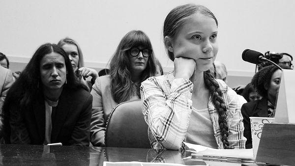 Greta US Congress BW.jpg